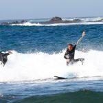 Golf og surfing på Fuerteventura